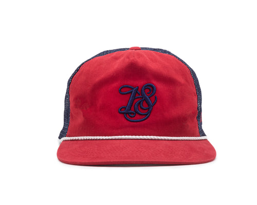 The Bobby Rope Trucker - 18Red