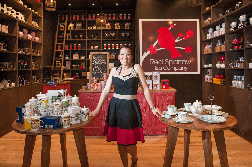 Red Sparrow Tea Company @ Coffs Central