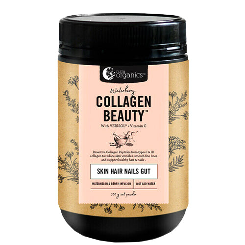 NutraOrganics Collagen Beauty