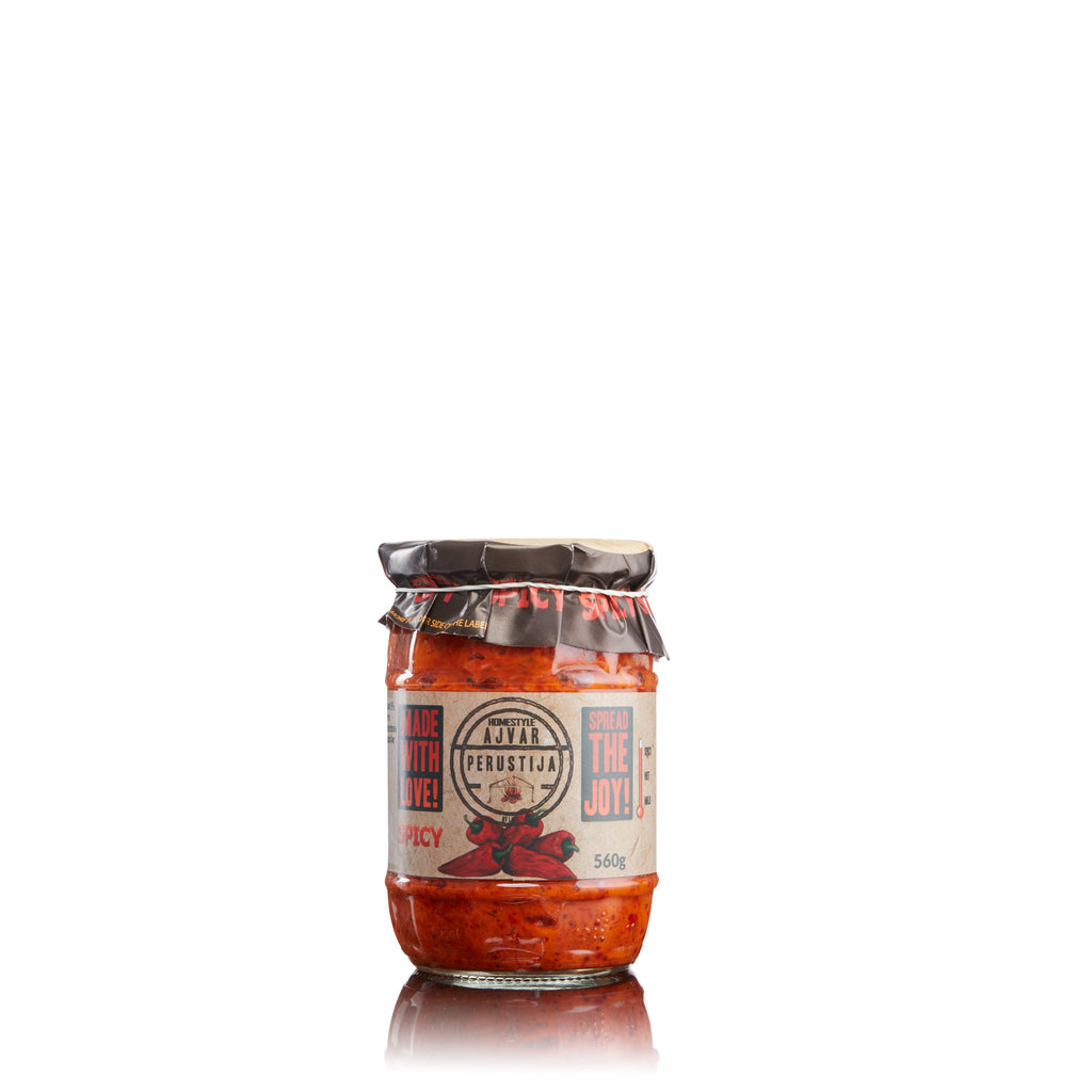 Perustija Super Hot Ajvar