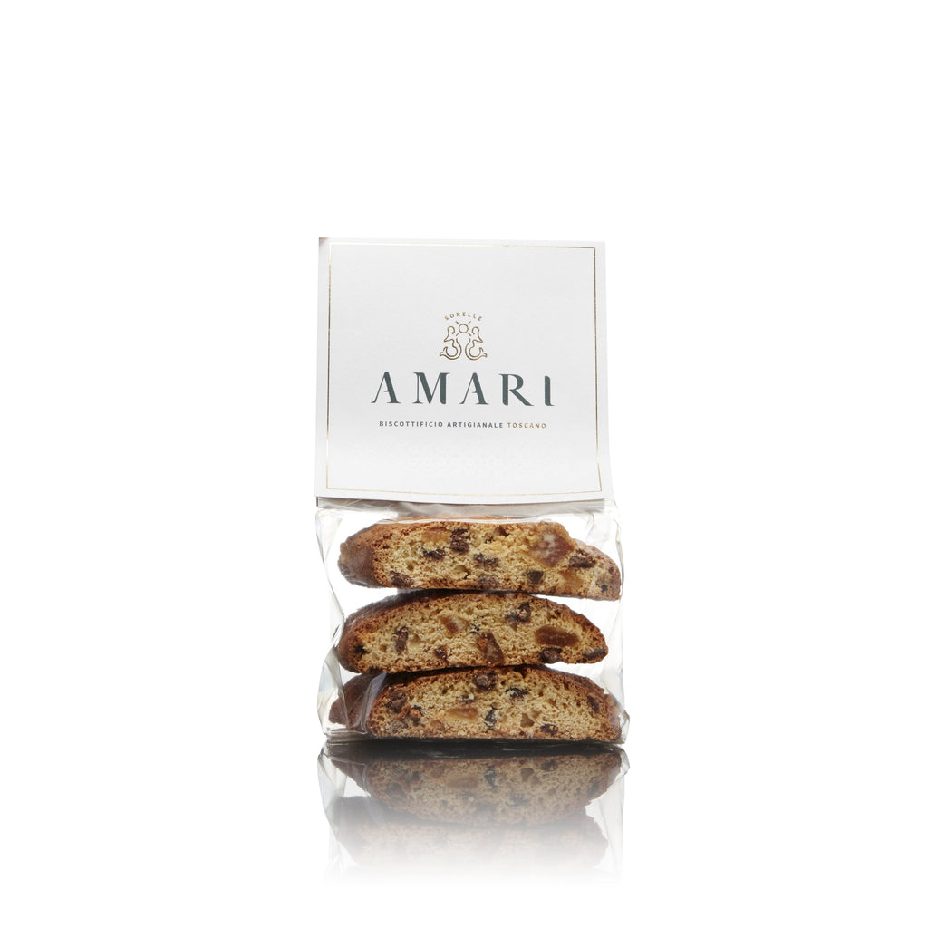 Amari Orange and Chocolate Biscotti