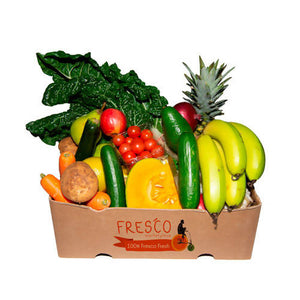 Fruit and Veggies Couples Box