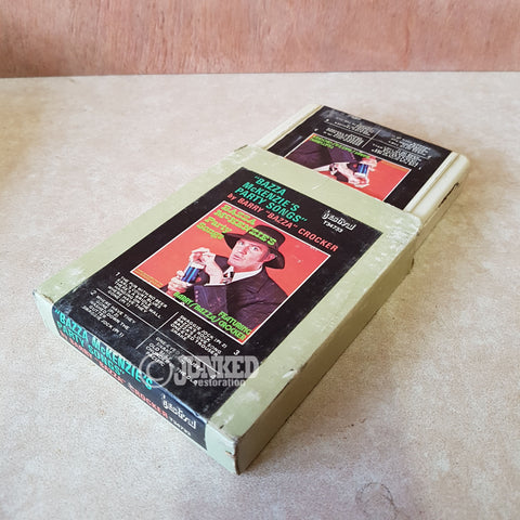 "8 Track Cartridge - Barry ""Bazza"" Crocker ""Bazza McKenzies Party Songs"""