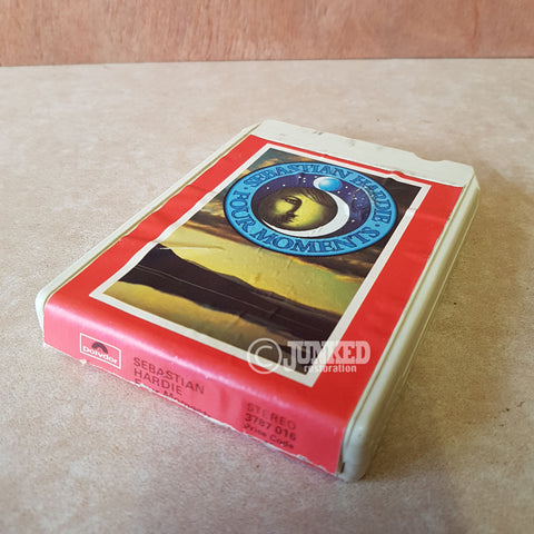 "8 Track Cartridge - Sebastian Hardie ""Four moments"""