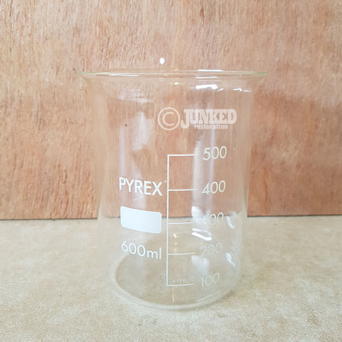 PYREX Beaker 600ml