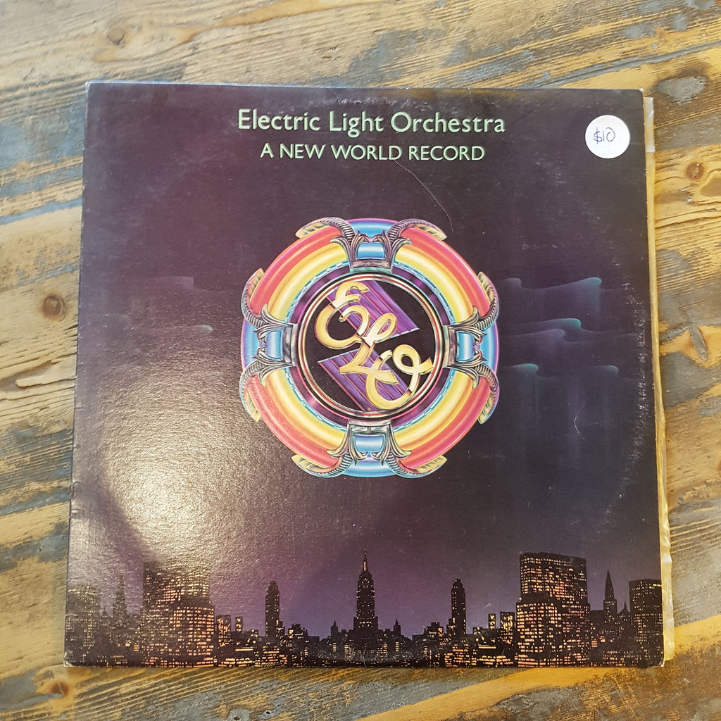 "Record - Electric light orchestra ""A new world record"""