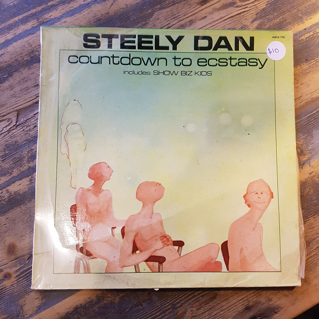 "Record - Steely Dan ""Countdown to ecstasy"""