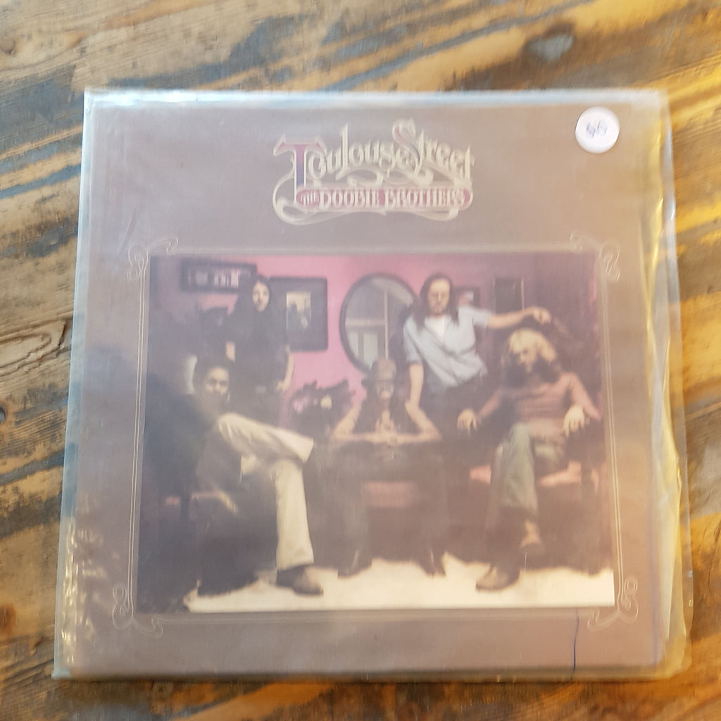 "Record - The Doobie Brothers ""Tonlonse street"""