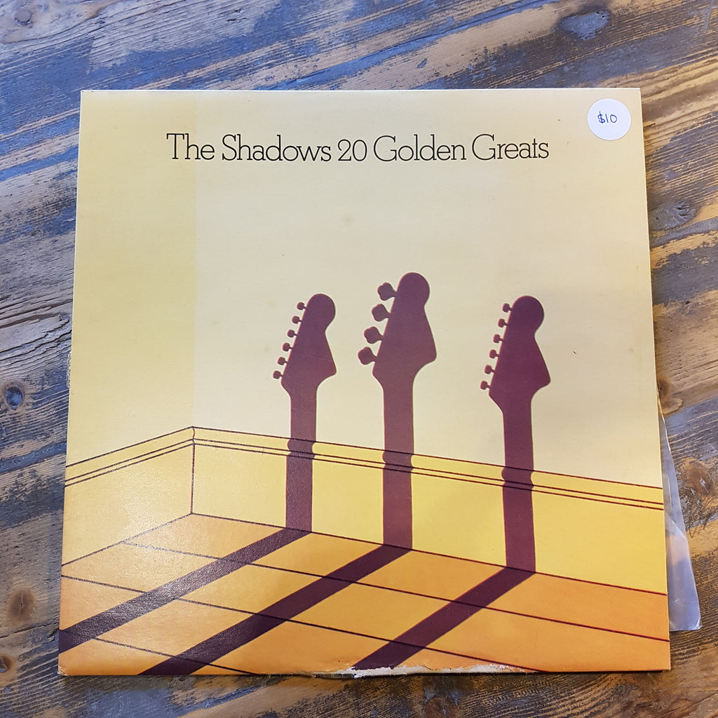 "Record - The Shadows ""20 Golden Greats"""