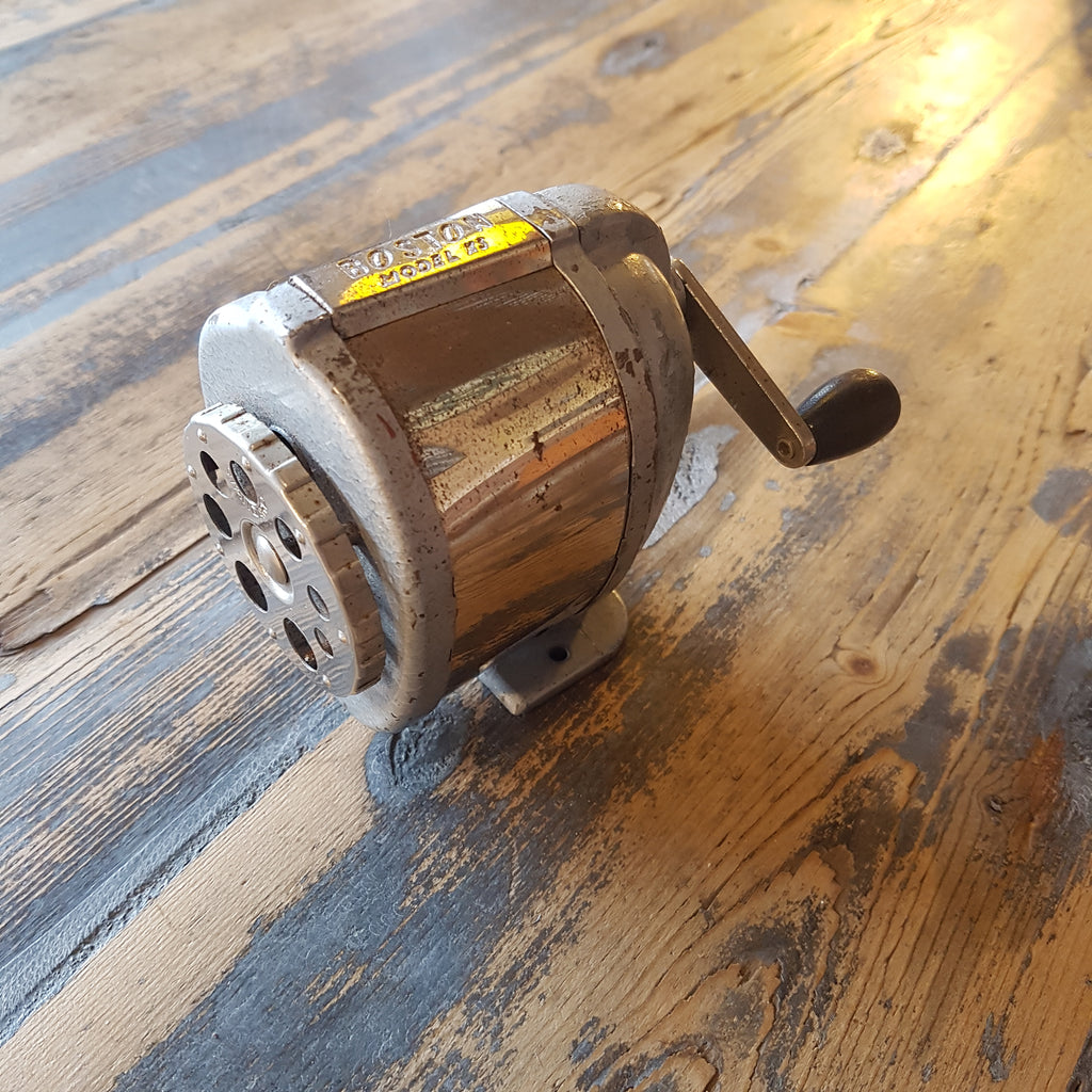 Boston model K3 pencil sharpener