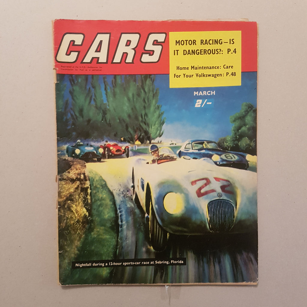 Australian CARS Magazine Vol.1 No.11 3/55