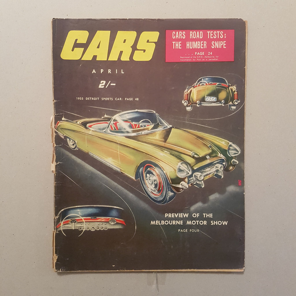 Australian CARS Magazine Vol.1 No.12 4/55