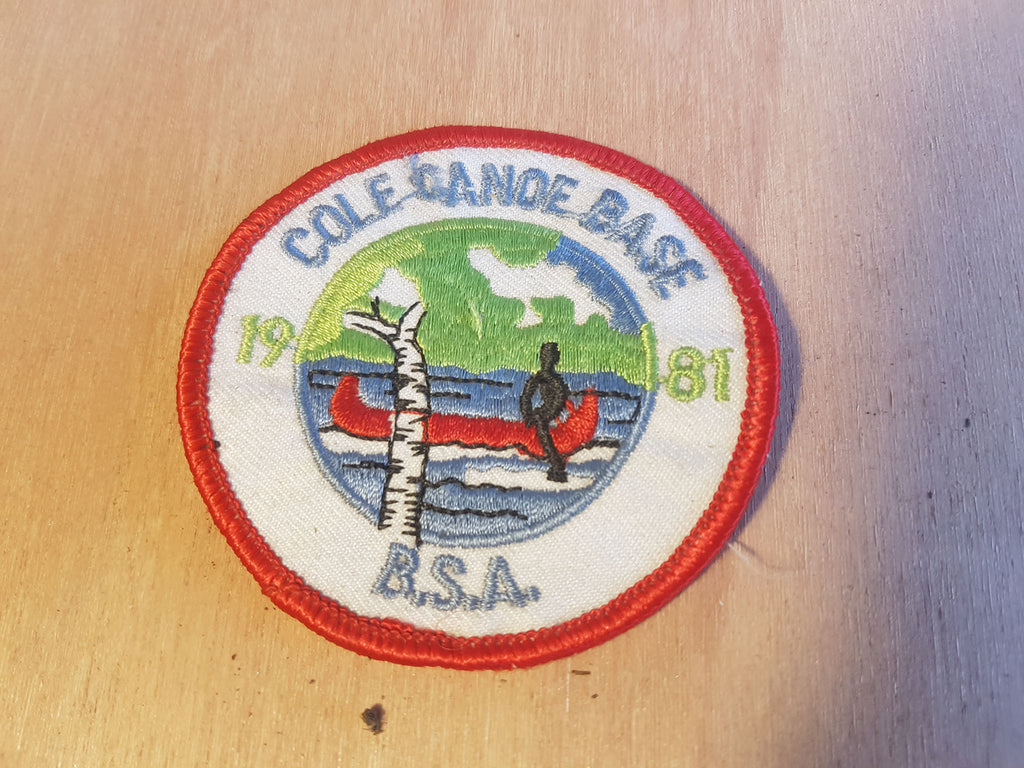 Material Patch - Cole-Canoe Base