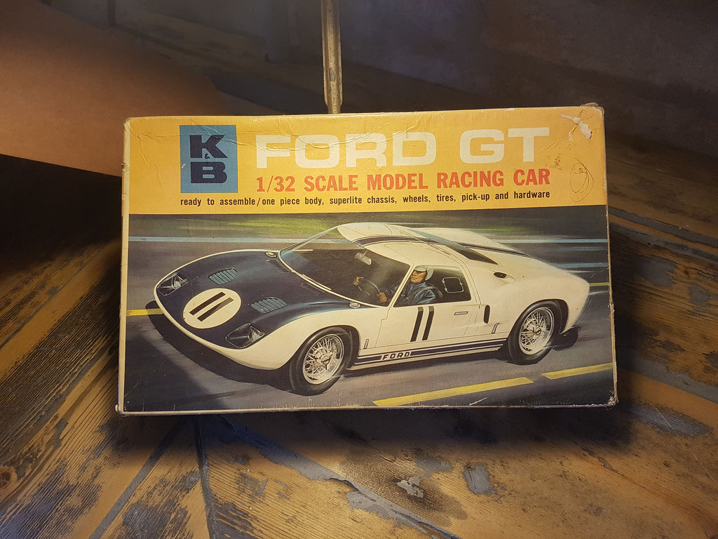 Ford GT40 Box (only)