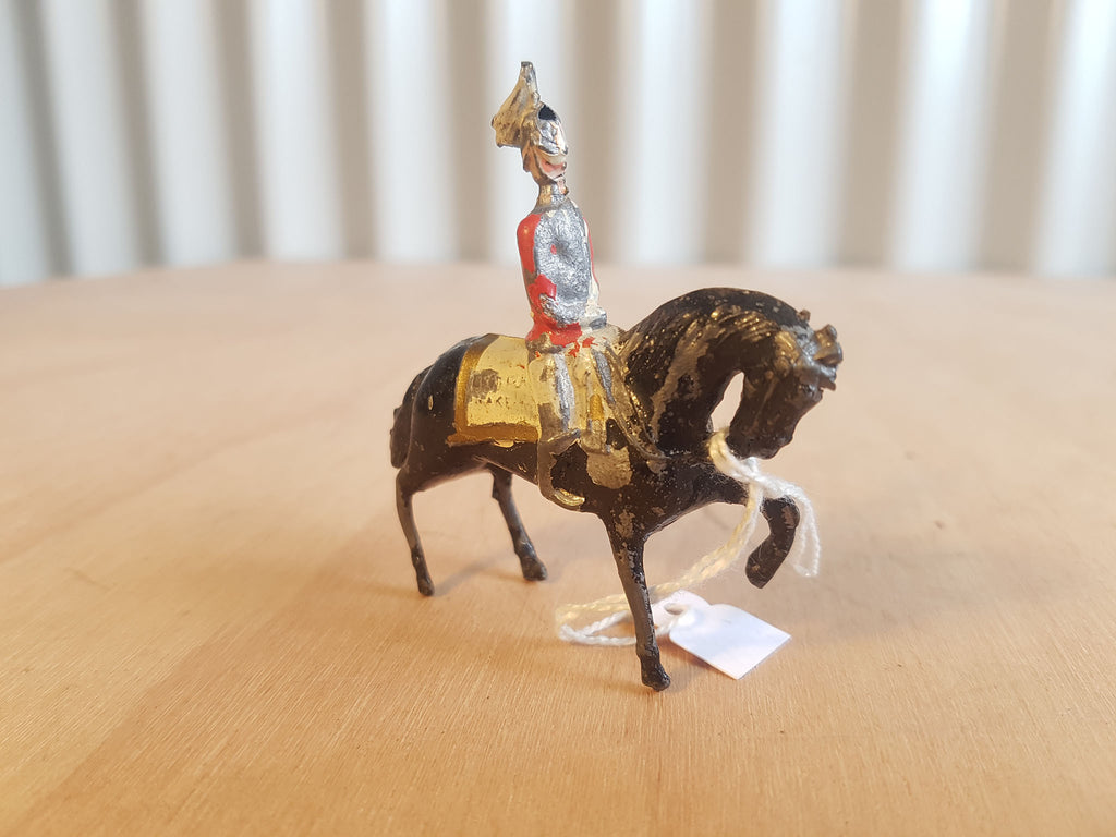 Lead Guardsman on Horse - One Piece Cast