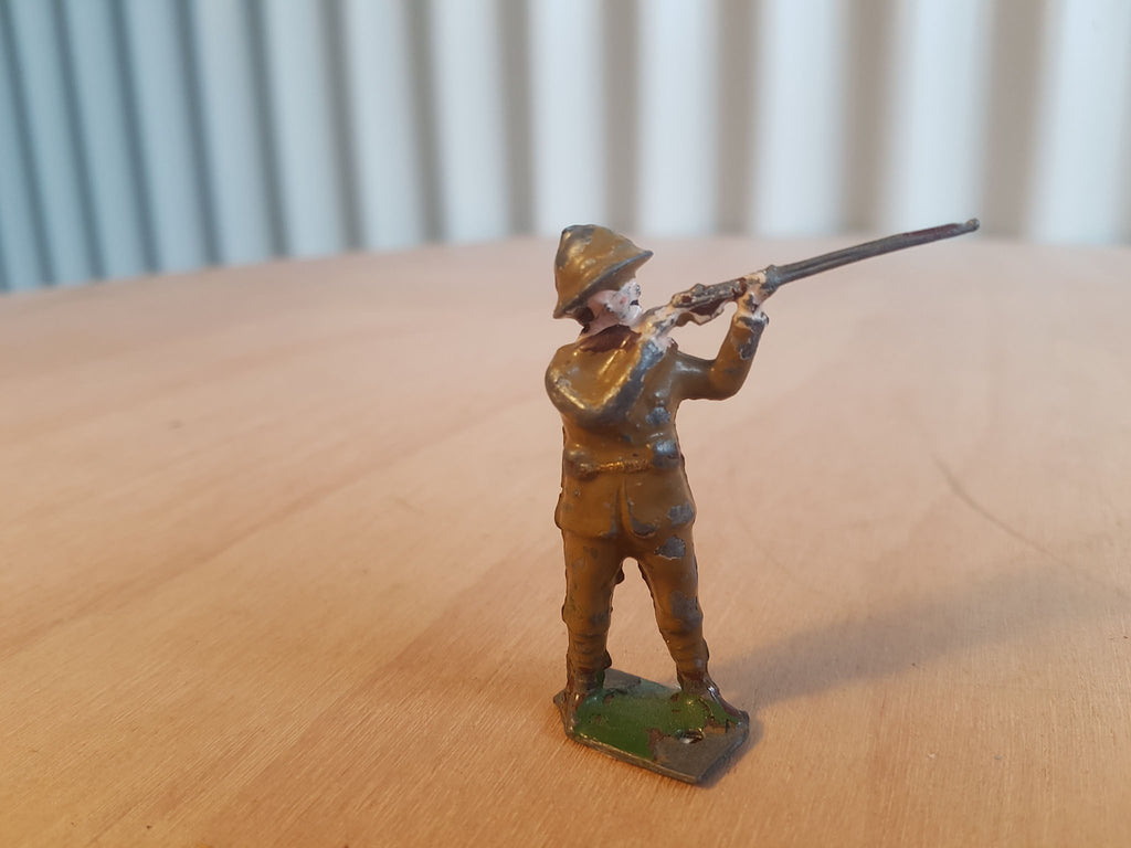 Lead South African Marksman