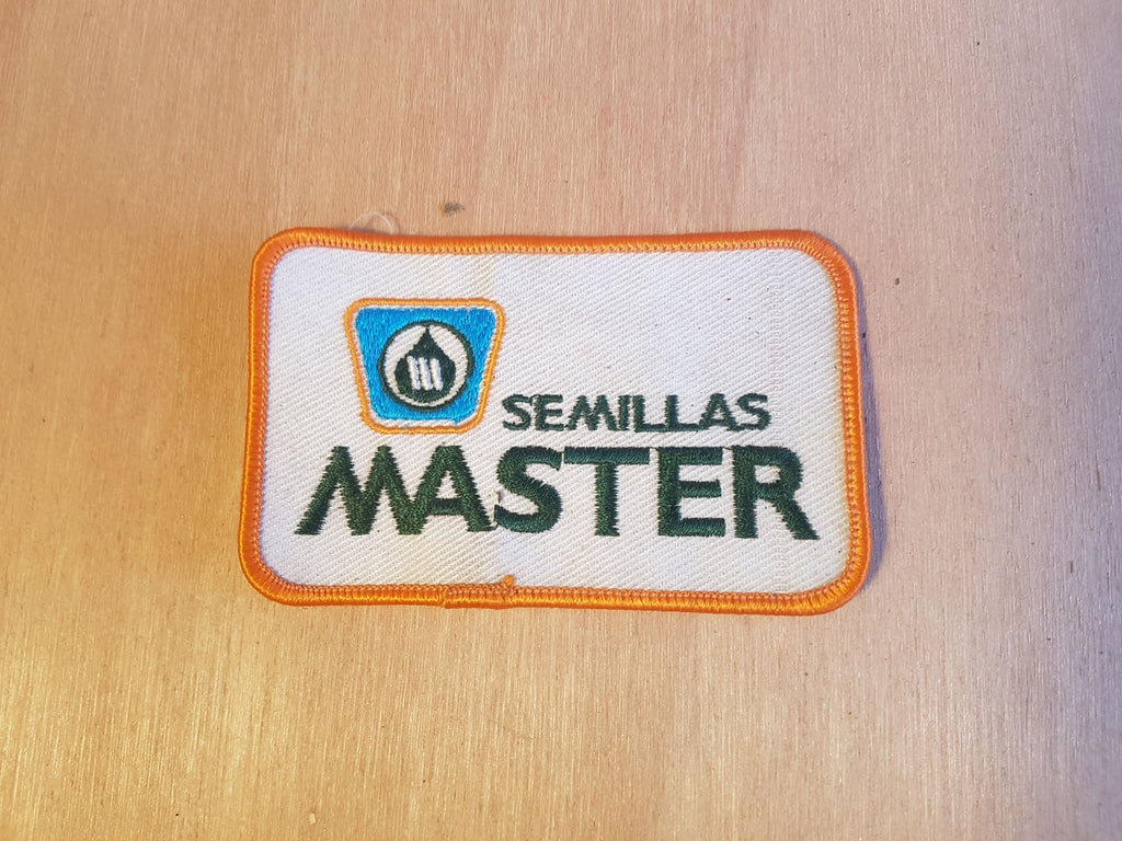 Material Patch - Semillas Master