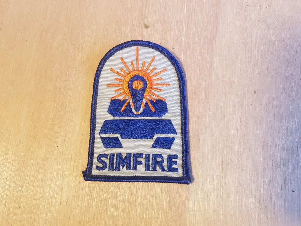 Material Patch - Simfire