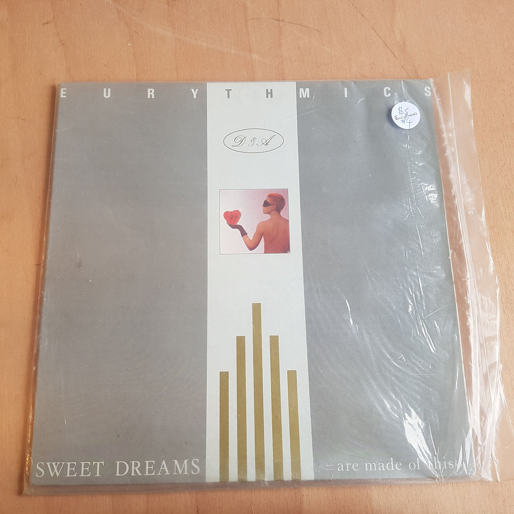 "Record - Eurythmics ""Sweet Dreams"""