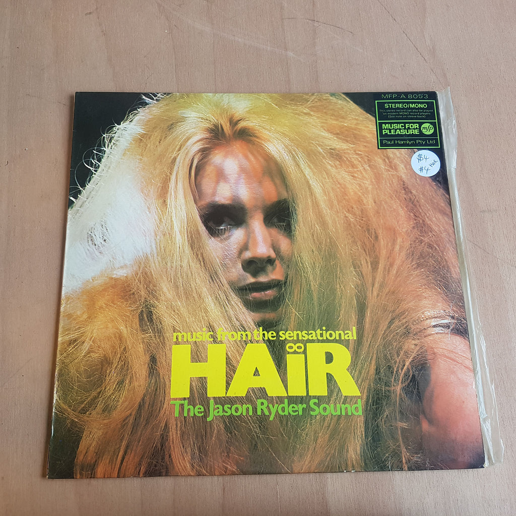 "Record - Hair ""Soundtrack"""