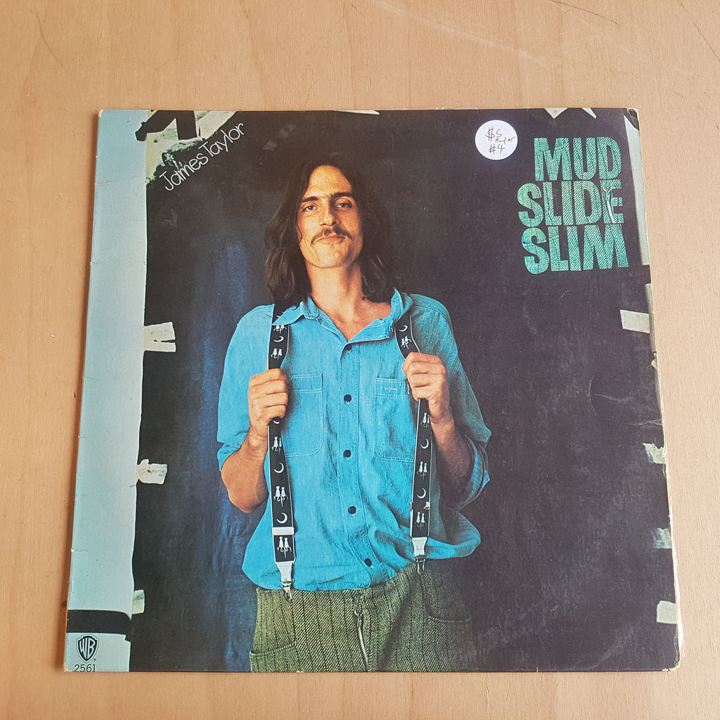 "Record - James Taylor ""Mud Slide Slim"""