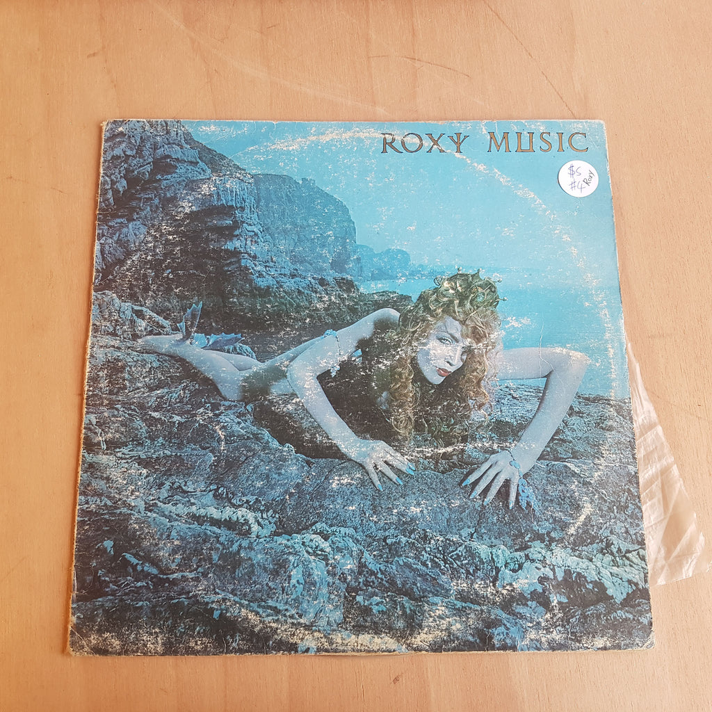"Record - Roxy Music ""Siren"""