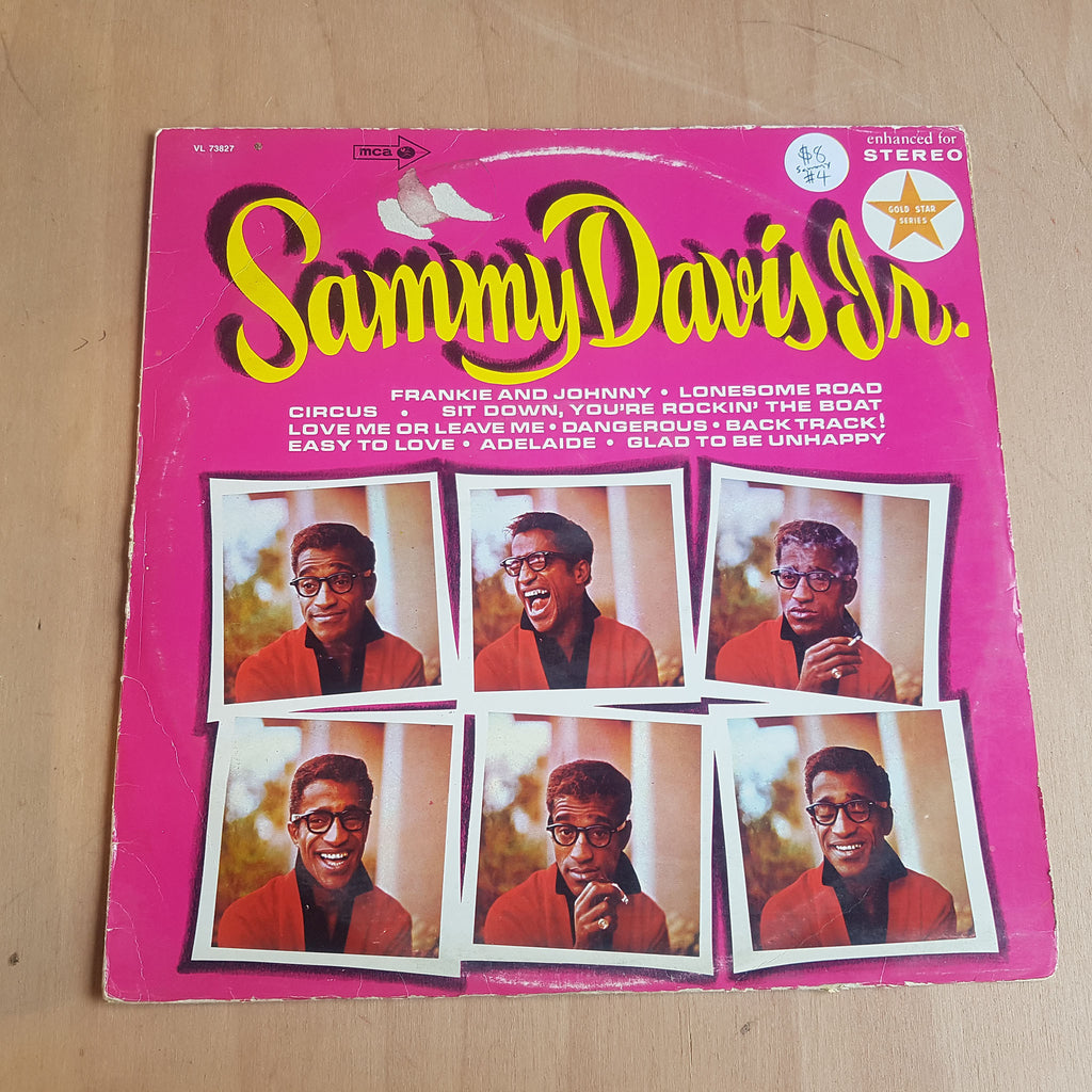 "Record - Sammy Davis Jr ""Self Titled"""