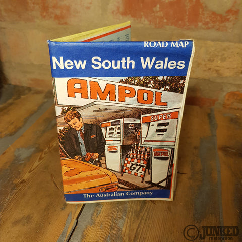 Road Map - Ampol NSW