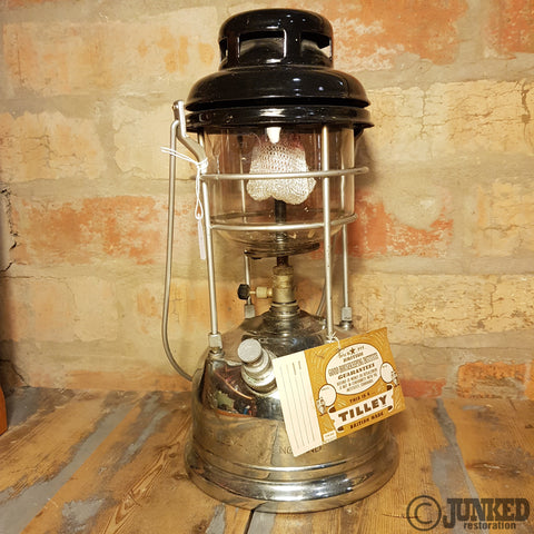 Tilley lamp model X246