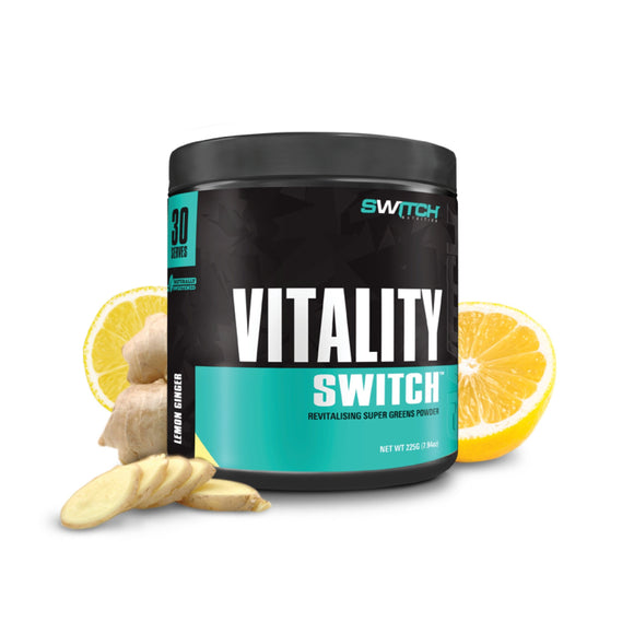 SWITCH NUTRITION - VITALITY SWITCH 30 SERVES