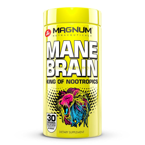Mane Brain by Magnum Nutraceuticals