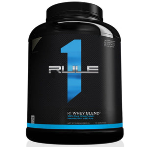 Rule 1 R1 Whey Blend - FitNation Supplements