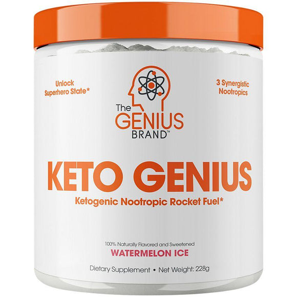 The Genius Brand KETO Genius - FitNation Supplements