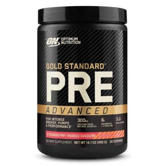 Optimum Nutrition Gold Standard Pre ADVANCED - FitNation Supplements