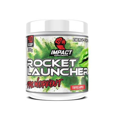 Rocket Launcher Pre Workout