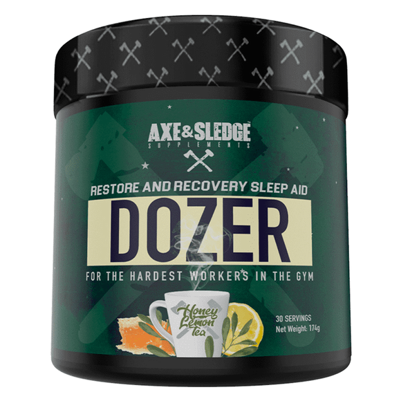 Dozer by AXE & SLEDGE is a comprehensive sleep formula