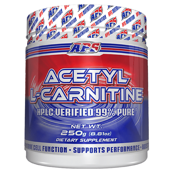 APS Acetyl L-Carnitine - FitNation Supplements