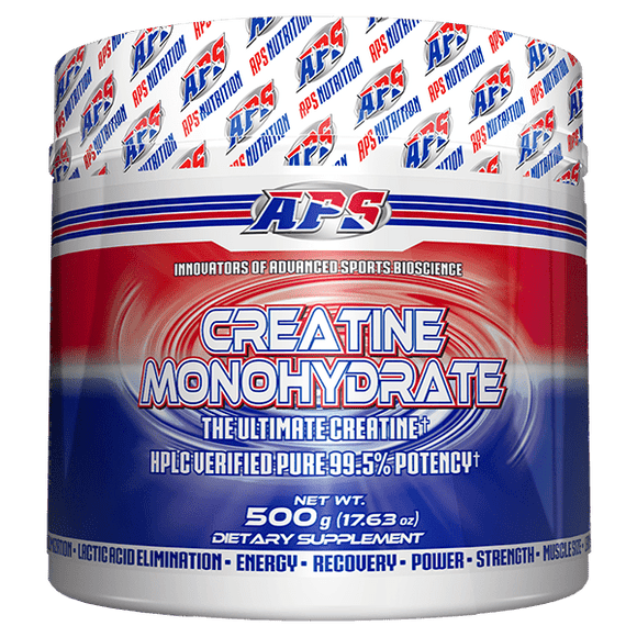 aps creatine monohydrate - FitNation Supplements