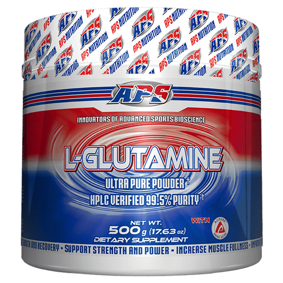 APS L-Glutamine Muscle Recovery - FitNation Supplements