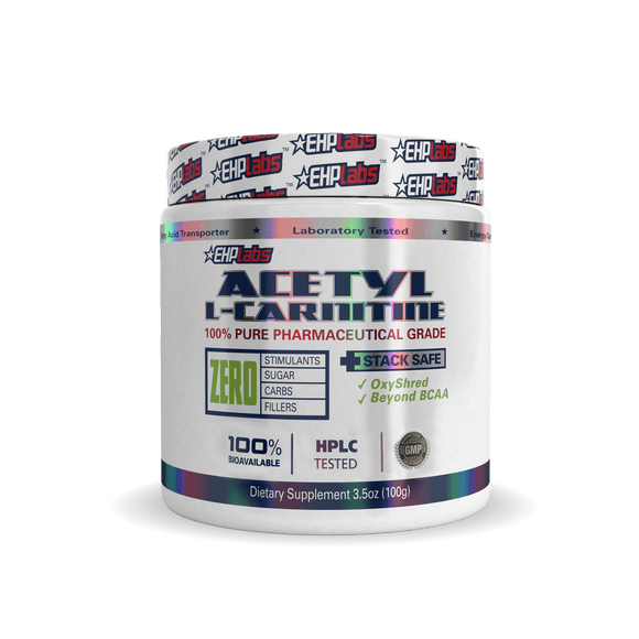 EHP Labs - Acetyl L-Carnitine - FitNation Supplements