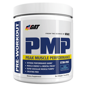 GAT PMP STIM FREE - FitNation Supplements