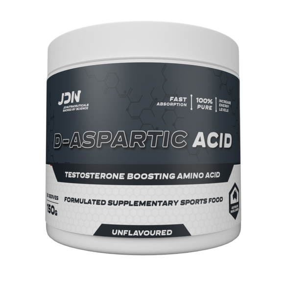 D-Aspartic Acid BY JD NUTRACEUTICALS