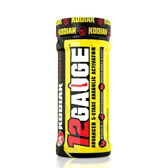 12 Gauge By Kodiak Sports Nutrition