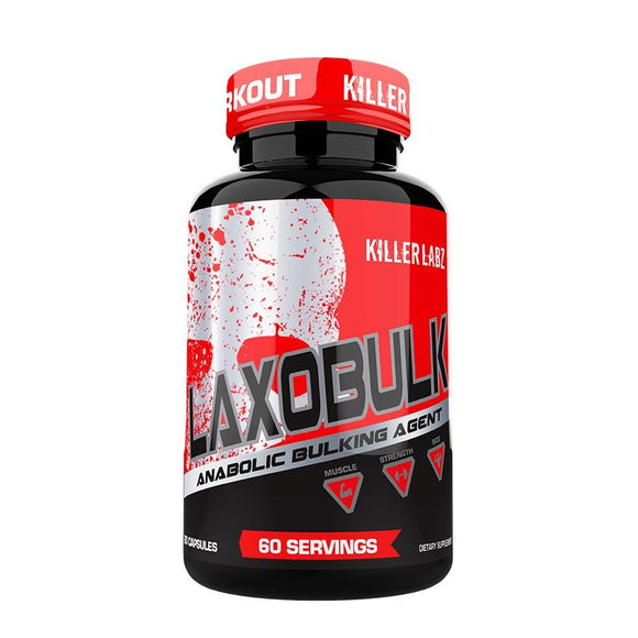 Killer Labz  Laxobulk - FitNation Supplements