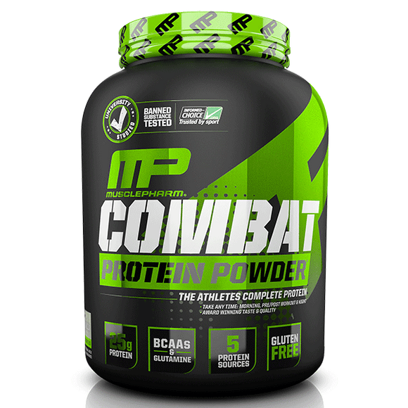 MusclePharm Combat Sport - Protein Powder - FitNation Supplements