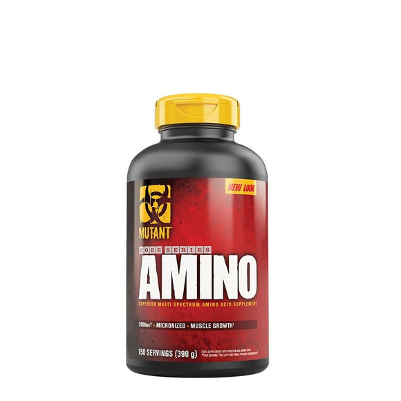 Mutant Amino Tablets - FitNation Supplements