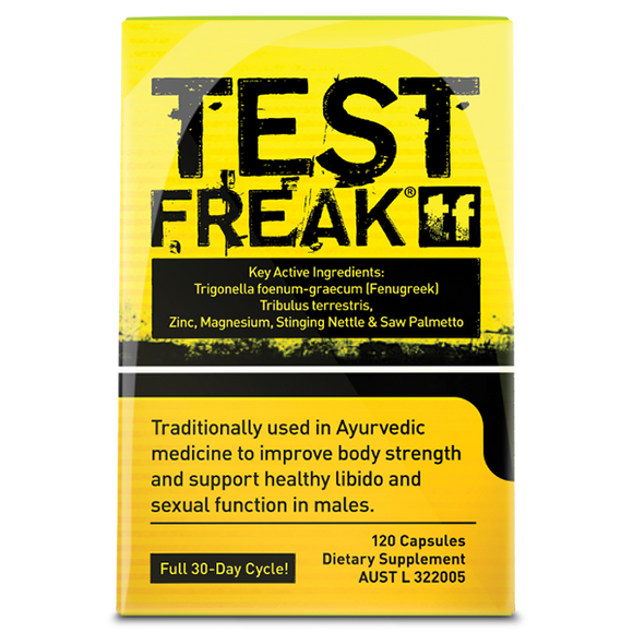 PharmaFreak Test Freak - FitNation Supplements