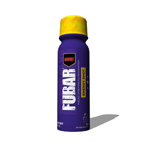 Redcon1 FUBAR Energy Shots - FitNation Supplements
