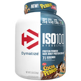 Dymatize  ISO100 - FitNation Supplements