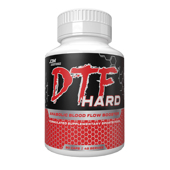 DTF Hard BY JD NUTRACEUTICALS